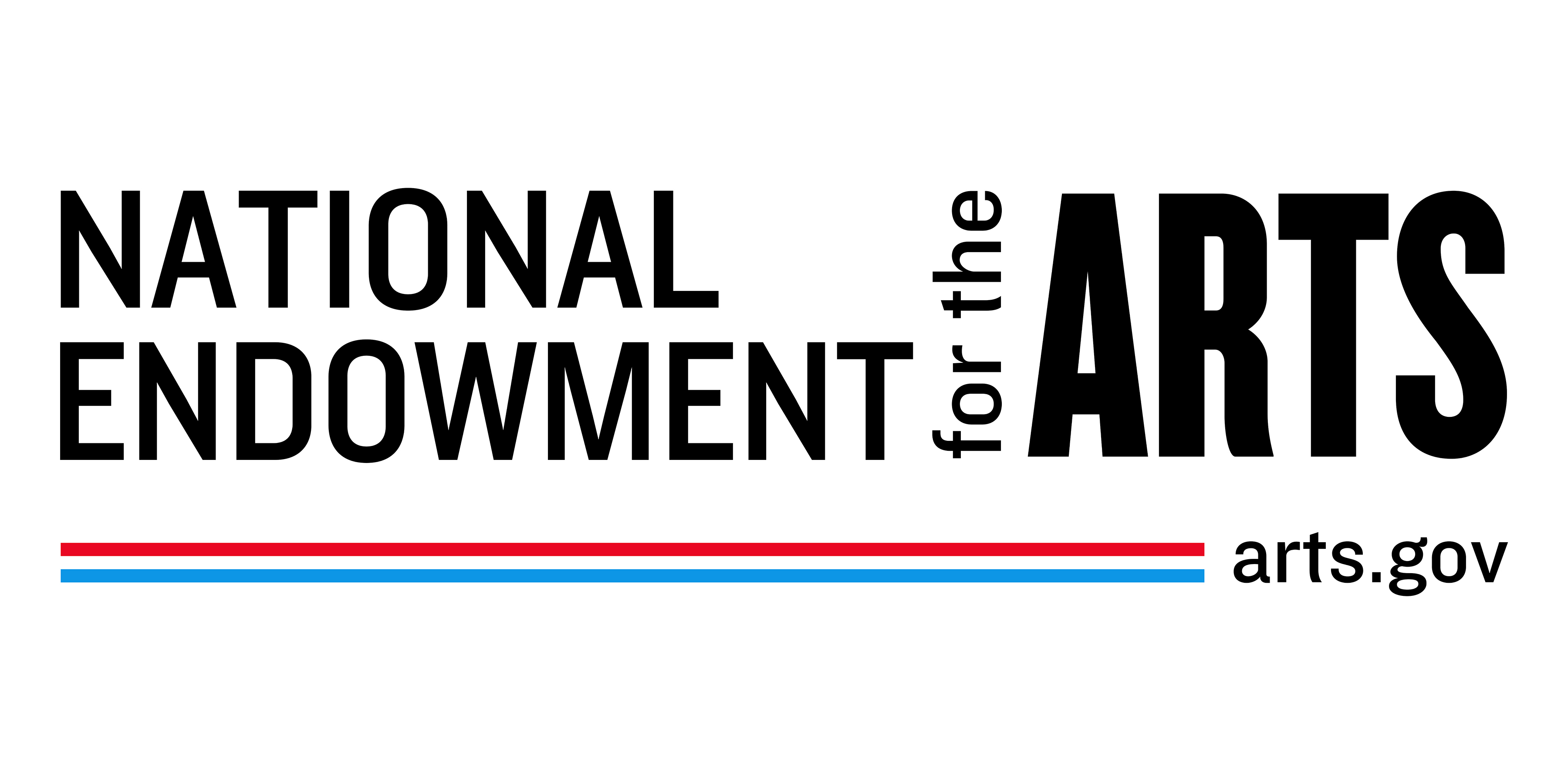 Natioanal Endowment for the Arts Logo